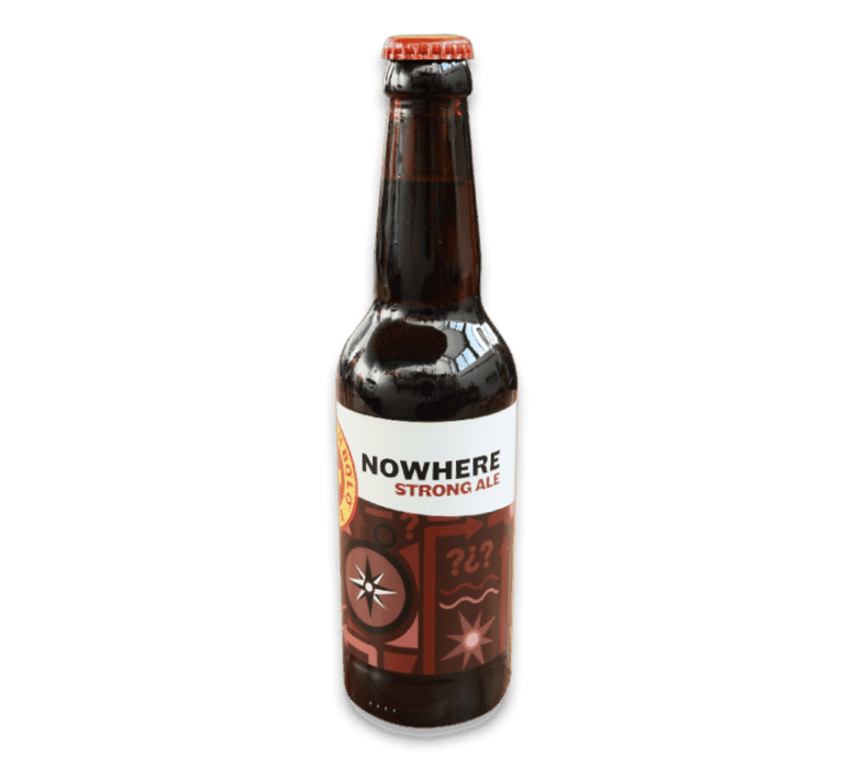 Nowhere Strong ALE