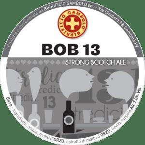 BOB 13